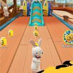Lapins Crétins Crazy Rush – Un runner game à la sauce Crétins